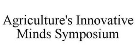 AGRICULTURE'S INNOVATIVE MINDS SYMPOSIUM