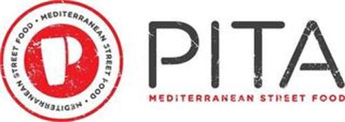 P · MEDITERRANEAN STREET FOOD · MEDITERRANEAN STREET FOOD PITA MEDITERRANEAN STREET FOOD
