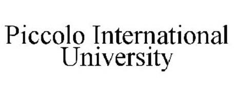 PICCOLO INTERNATIONAL UNIVERSITY