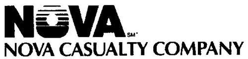 NOVA NOVA CASUALTY COMPANY