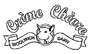 CREME CHEVRE WOOLWICH DAIRY