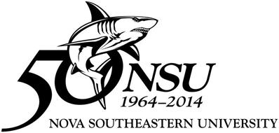 50 NSU 1964-2014 NOVA SOUTHEASTERN UNIVERSITY