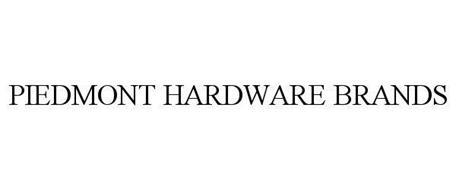 PIEDMONT HARDWARE BRANDS