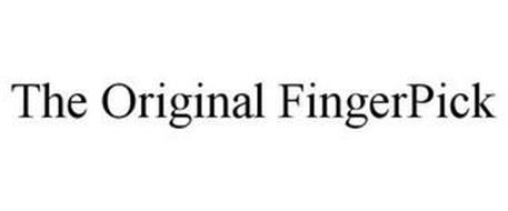 THE ORIGINAL FINGERPICK