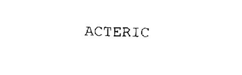 ACTERIC