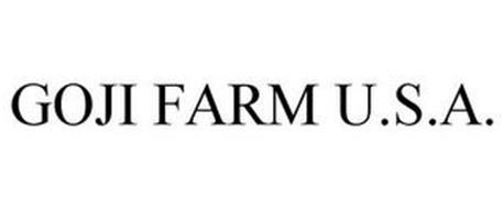 GOJI FARM U.S.A.