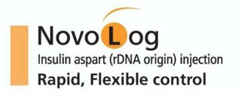 NOVOLOG INSULIN ASPART (RDNA ORIGIN) INJECTION RAPID, FLEXIBLE CONTROL