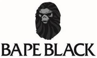 BAPE BLACK