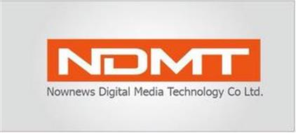NDMT NOWNEWS DIGITAL MEDIA TECHNOLOGY CO LTD.
