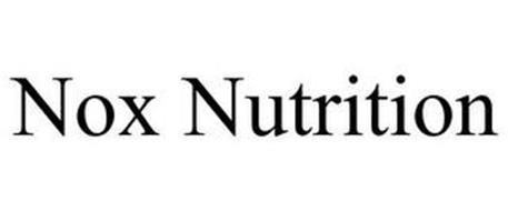 NOX NUTRITION