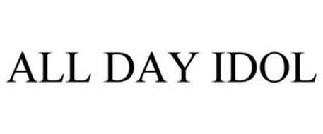 ALL DAY IDOL