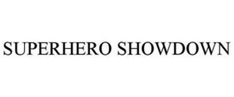 SUPERHERO SHOWDOWN