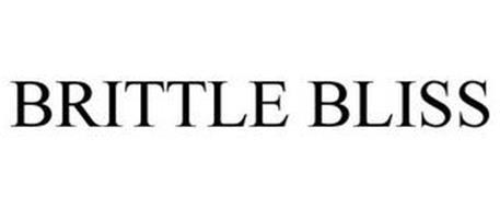 BRITTLE BLISS
