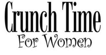 CRUNCH TIME FOR WOMEN