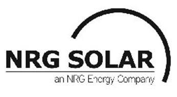 NRG SOLAR AN NRG ENERGY COMPANY