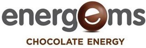ENERGEMS CHOCOLATE ENERGY