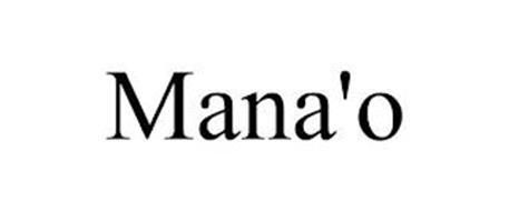 MANA'O