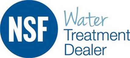 NSF WATER TREATMENT DEALER