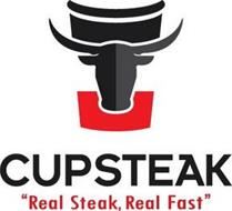 "CUPSTEAK ""REAL STEAK, REAL FAST"""