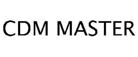 CDM MASTER