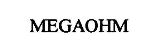 MEGAOHM