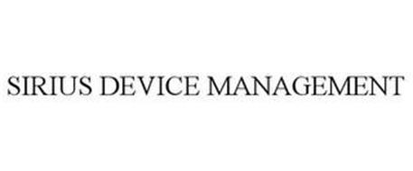 SIRIUS DEVICE MANAGEMENT