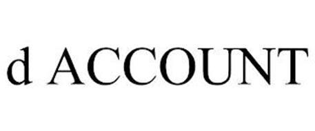 D ACCOUNT