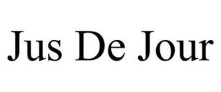 JUS DE JOUR
