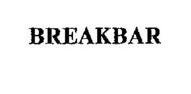 BREAKBAR