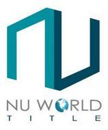 NU NU WORLD TITLE