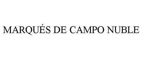 MARQUÉS DE CAMPO NUBLE