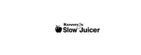 KUVING'S SLOW JUICER