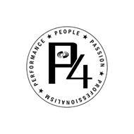 P4 PERFORMANCE PEOPLE PASSION PROFESSIONALISM