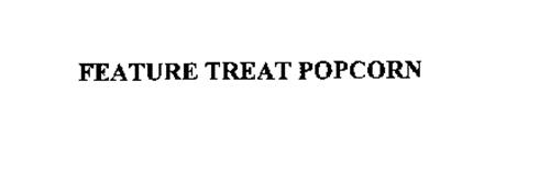 FEATURE TREAT POPCORN