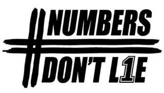 # NUMBERS DON'T L1E
