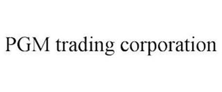 PGM TRADING CORPORATION