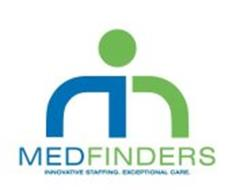 M MEDFINDERS INNOVATIVE STAFFING. EXCEPTIONAL CARE.