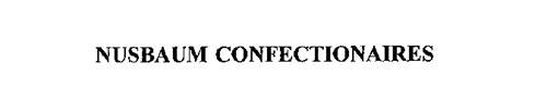 NUSBAUM CONFECTIONAIRES