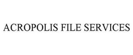 ACROPOLIS FILE SERVICES