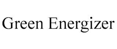 GREEN ENERGIZER