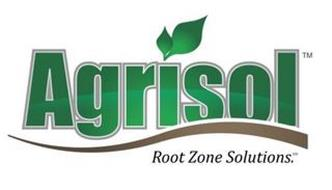AGRISOL ROOT ZONE SOLUTIONS.