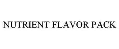 NUTRIENT FLAVOR PACK