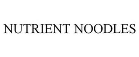 NUTRIENT NOODLES
