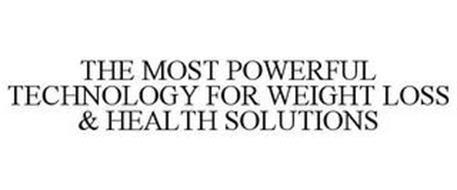 THE MOST POWERFUL TECHNOLOGY FOR WEIGHT LOSS & HEALTH SOLUTIONS