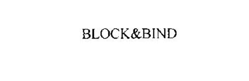 BLOCK&BIND