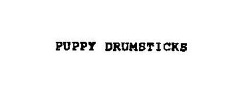 PUPPY DRUMSTICKS