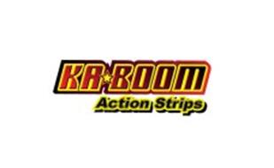 KABOOM ACTION STRIPS