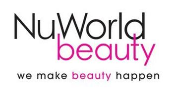 NUWORLD BEAUTY WE MAKE BEAUTY HAPPEN