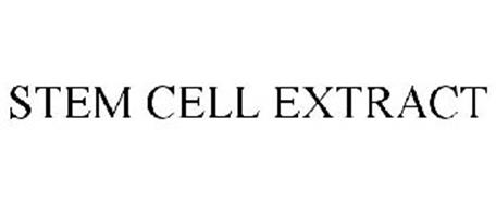 STEM CELL EXTRACT