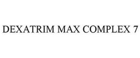 DEXATRIM MAX COMPLEX 7